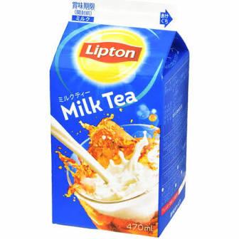 リプトンミルクティー